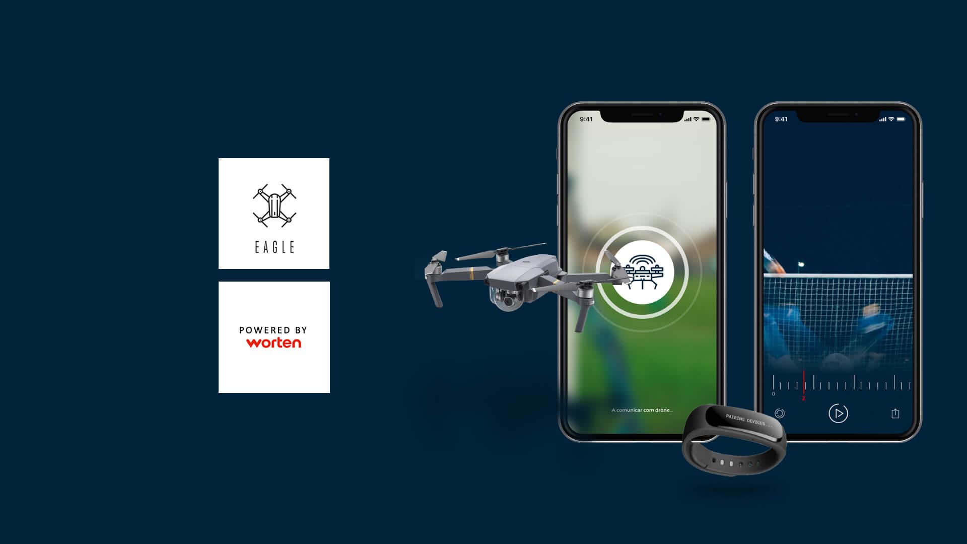 worten labs smart drones load project